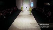 Fashion Week MARIA DUBININA Belarus Fashion Week by Marko Spring Summer 2014