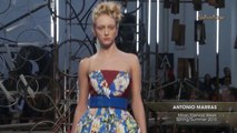Fashion Week From the Runway Antonio Marras Milan Fashion Week Spring Summer 2015
