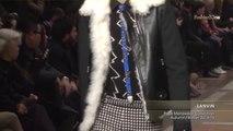 Men LANVIN Paris Menswear Collection Autumn Winter 2014-15