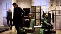 Designers TRUSSARDI Milan Menswear Collection Autumn Winter 2014-15