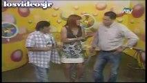 CARLOS GANZIN  Y PHILLIP BUTTERS EN EL ESTELAR  DEL HUMOR . ( 16 - 05 - 2011 )