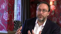 Changing face of cities: Jimmy Wales, Co-founder Wikipedia