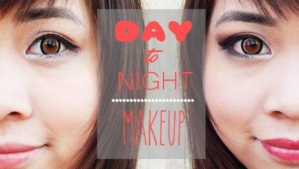 从早到晚的妆容设计 每秒都精致