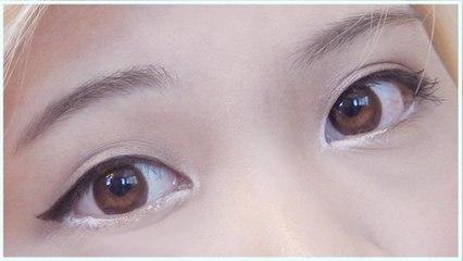 怎样才算漂亮,拥有完美眼线 - hellosharla