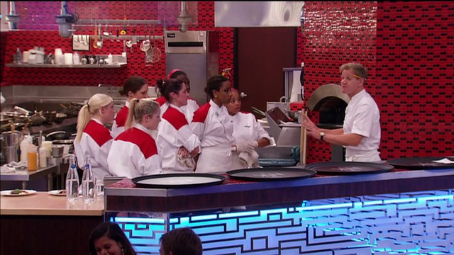 HELL'S KITCHEN   Hellish Moments from  16 Chefs Compete    FOX BROADCASTING