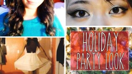 Holiday Party Look | Hellosharla