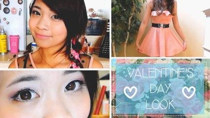 Valentine's Day Look | Hellosharla