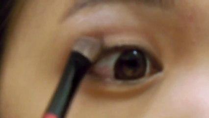 Japanese Gyaru Makeup Tutorial   Hellosharla
