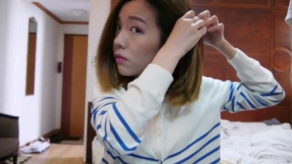 MELO.L - HOW I CURL MY HAIR EVERYDAY?
