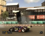 Race Driver GRID FULL GAME Extreme Crashes.
