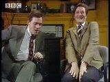 Hugh Laurie Interviews Michael Jackson - A Bit of Fry and Laurie - BBC
