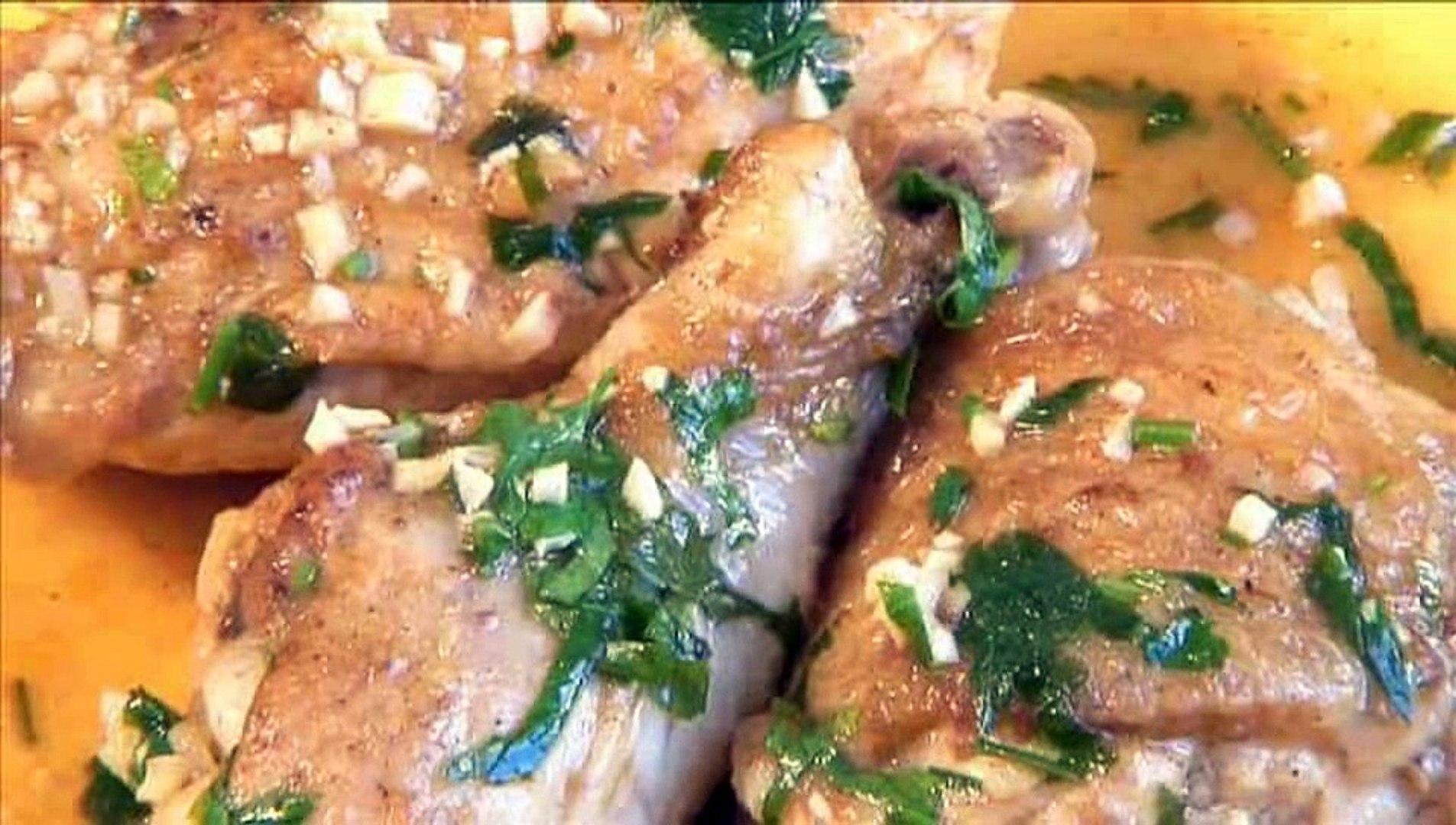 How To Cook Spanish Style Garlic Chicken
