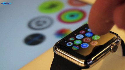 Apple Watch: 1. Preview & Try-On @ Apple Store Munich 10.04.2015