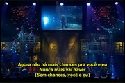 Justin Timberlake - Cry Me A River Legendado Live in London