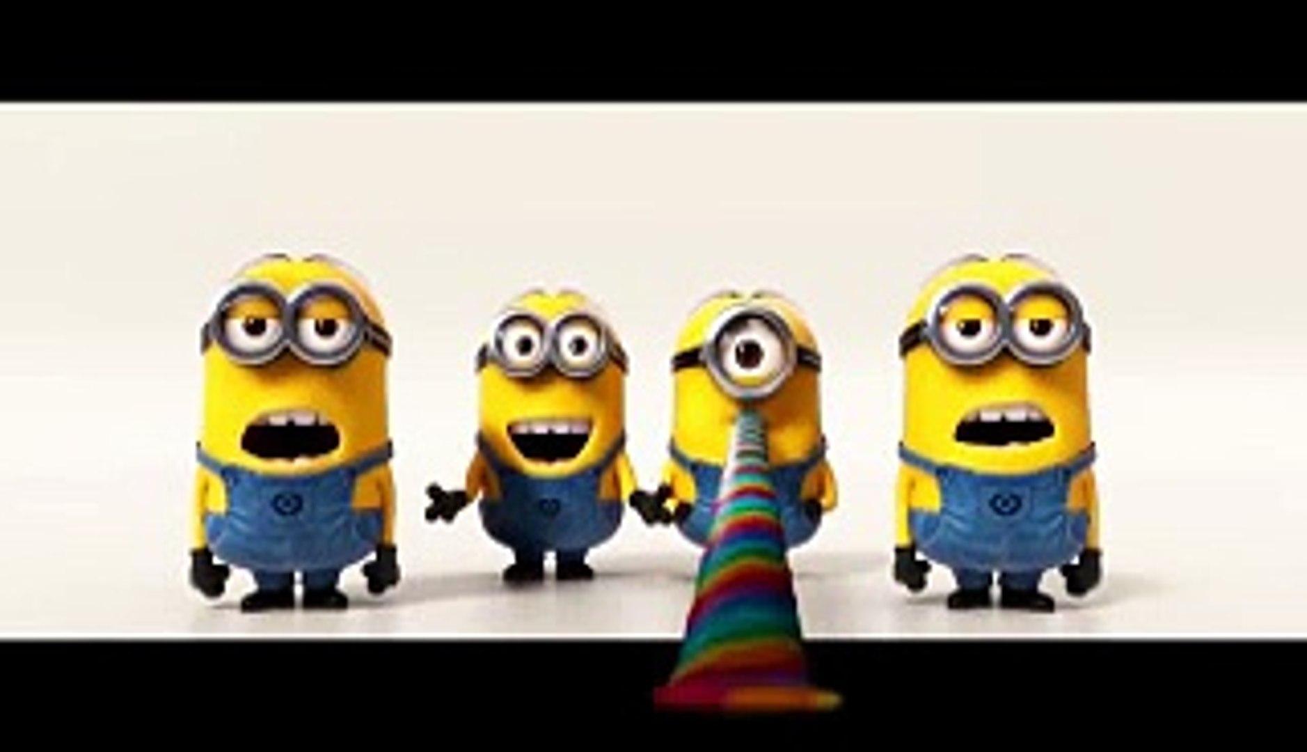 Joyeux Anniversaire Happy Birthday De La Part Des Minions En Chanson