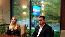 Tom Patterson & Maria Giving Some Great Real Estate Tips at Coldwell Banker Preferred
