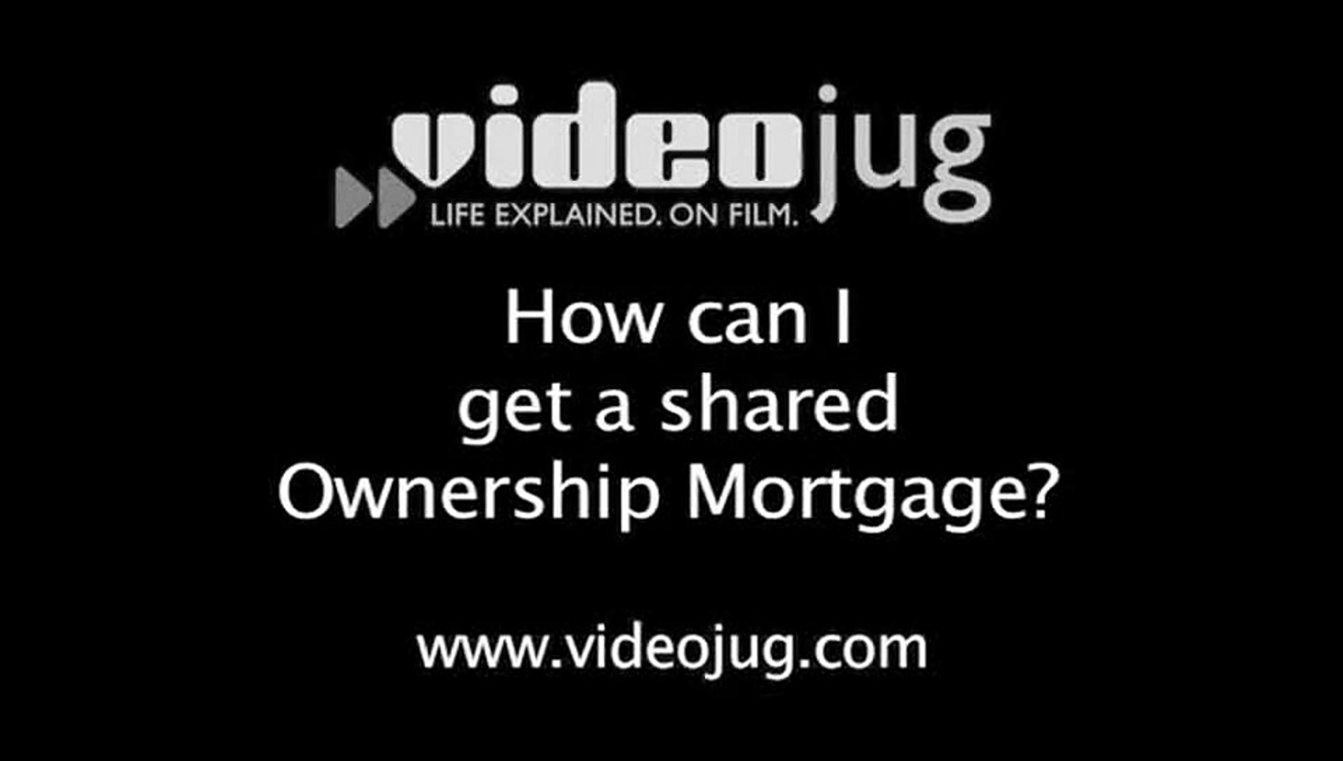 How can I get a shared ownership mortgage?: How To Get A Shared Ownership Mortgage