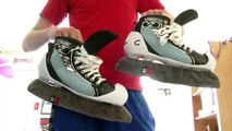 VH Footwear goalie skates!