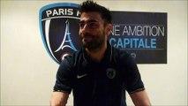 Réaction de Vincent Demarconnay après Paris FC - Epinal (2-0)
