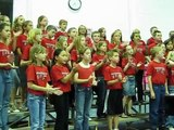 4th Grade Choir Concert Spring 2008-Rhythm of Life