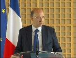 Archive - Point presse de Pierre Moscovici le 13 juin 2012