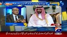 Agar Saudi Arab Par Hamla Hota Hai To Pakistani Government Kaise Army Bhejege:- Najam Sethi