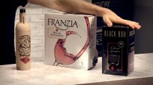 Franzia, Paper Boy Winery, Black Box Boxed Wine Review