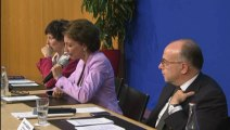 Archive - Conférence de presse du projet de loi de financement de la Sécurité sociale pour 2014