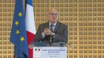 Archive - Lutte contre le financement du terrorisme, le 18 mars 2015