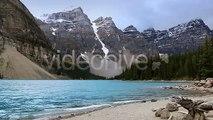 $10 STOCK - Blue Mountain Lake (2 Clips)