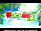 (vostfr) Trailer- Sergent Keroro le Super Film 5