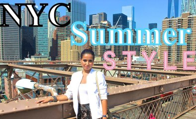 My Style: NYC Summer 2014 | OOTD/ Street Style | Princess Palacios