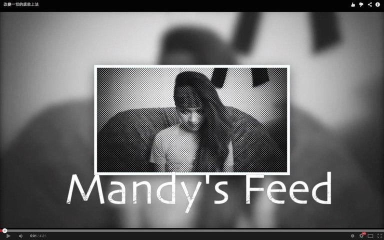 Foundation Tutorial 改變一切的底妝上法 || Mandy'sfeed