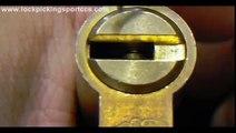 Lockpicking - Mul-T-Lock Interactive Euro Profile cylinder SPP (100th Video)