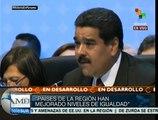 Maduro: Por primera vez AL nos unimos como hermanos