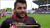 TOP14 - Brive-Lyon: Interview Fabrice Estebanez (LYO) - J22 - Saison 2014/2015
