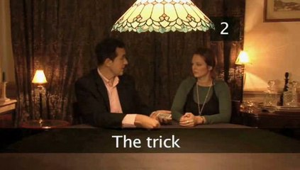 How To Do A Successful Reveal Card Trick