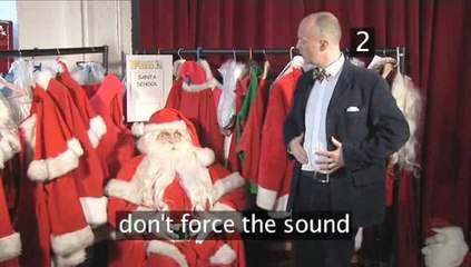 How To Be A Santa Claus
