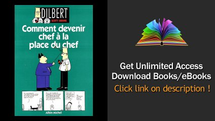 Download PDF Dilbert Comment devenir chef la place du chef tome 3