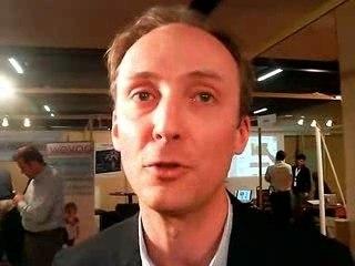 Bertrand Stephann PDG AlloCiné