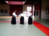 Stage Aikido (juillet 2006)