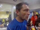 Rugby Top 14 - Franck Azema après Clermont - Oyonnax