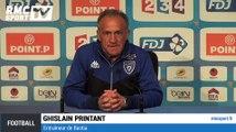 """Football / Coupe de la Ligue / Printant : """"L'arbitre a tué le match"""" - 11/04"""
