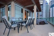Three bedroom plus maids duplex penthouse apartment offered fully furnished in Al Murjan.