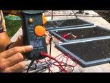SOLAR PANEL DIY WIRING CONFIGURATIONS SOLAR POWER DIY GRID FREE PANELS PHOTOVOLTAIC