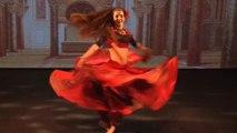 Séléna  (danseuse orientale)
