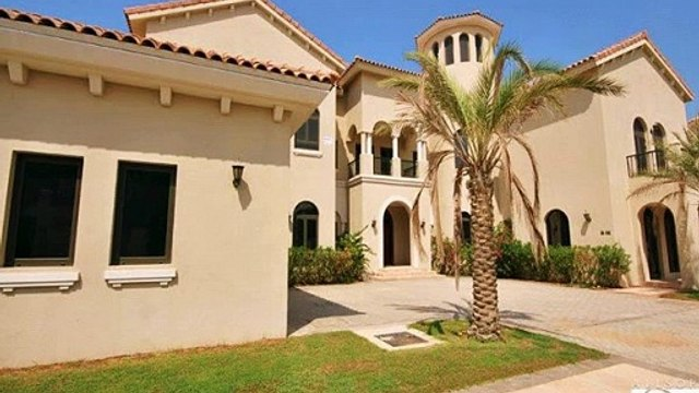European Gallery View Signature Villa On The C Frond Of The World Iconic Palm Jumirah.