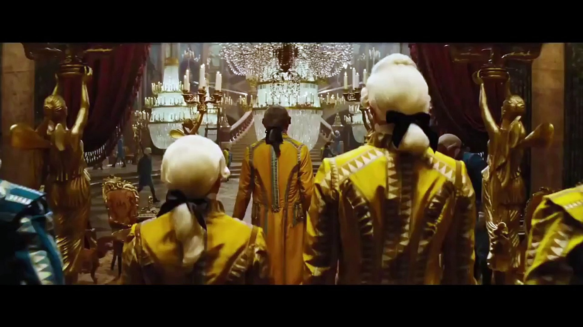 Cinderella 2015 International Trailer + Trailer Review : Beyond The Trailer