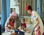 Clown Doctors Brisbane - Clown Rounds documentary