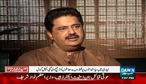 In MQM, You have to Clap like Puppets on Altaf Hussain Speech even If You Dont Understand anything. Nabeel Gabol